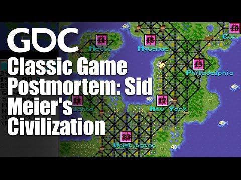 Classic Game Postmortem: Sid Meier's Civilization