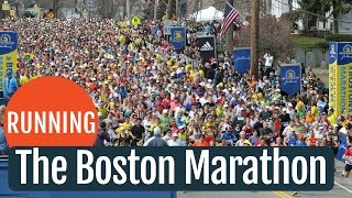Video How To Run The Boston Marathon MP3, 3GP, MP4, WEBM, AVI, FLV Juli 2018
