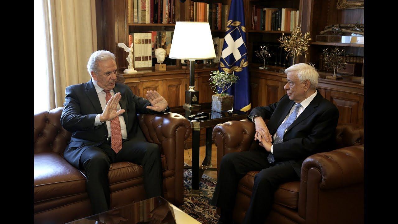 Πρ. Παυλόπουλος: Η υπεροχή της Ευρώπης είναι η υπεράσπιση του πολιτισμού