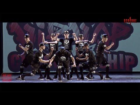 Việt nam có nhóm nhảy cũng chất thật :)