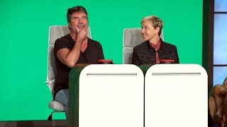 Video Simon Cowell Doesn't Understand How to Play 'Burning Questions' MP3, 3GP, MP4, WEBM, AVI, FLV Maret 2019