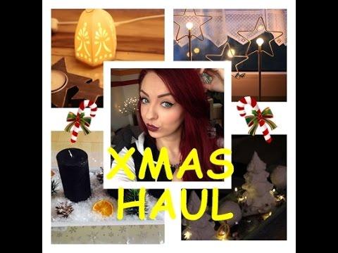 Video xxl weihnachtsdeko haul ideen nanu nana ikea etc - Nanu nana weihnachtsdeko ...
