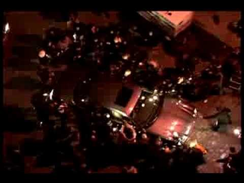 Aerial Footage of Paparazzi in NYC