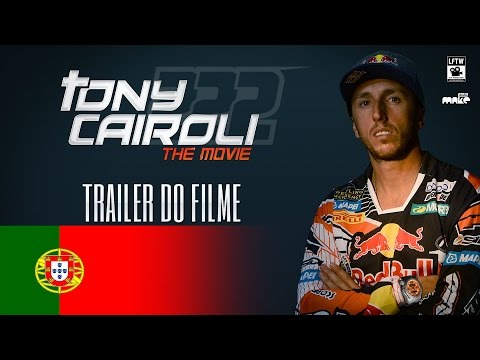 Airoh patrocina filme sobre Tony Cairoli