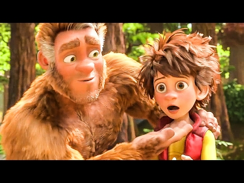 THE SON OF BIGFOOT Trailer (2017)