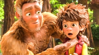 Nonton The Son Of Bigfoot Trailer  2017  Film Subtitle Indonesia Streaming Movie Download