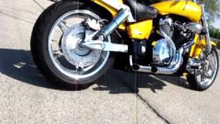 5. 2007 HONDA VTX1800F SPEC3