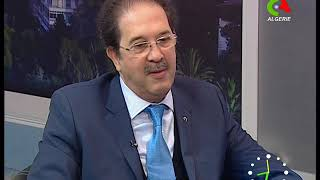 L'Invité de la Matinale de Canal Algérie du 14.02.2019 reçoit Mr Mustapha Berraf