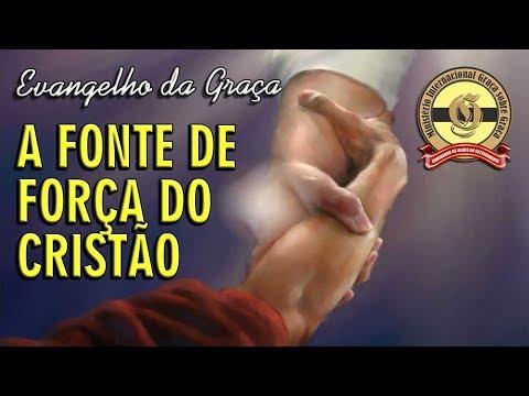A FONTE DE FORÇA DO CRISTÃO