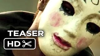 Nonton The Purge  Anarchy Official Teaser  1  2014    Horror Movie Sequel Hd Film Subtitle Indonesia Streaming Movie Download