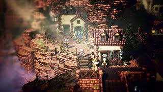 Octopath Traveler - PC Announcement Trailer by GameTrailers