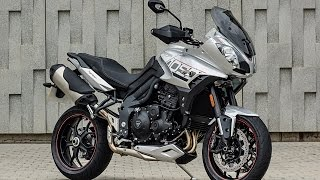 8. Triumph Tiger Explorer XC  Specs & Review
