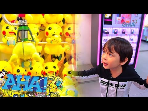 AHA!: How to beat a claw machine?