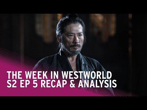 Westworld: Season 2 Episode 5 Recap (видео)