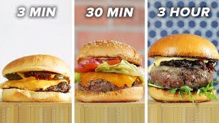 Video 3-Minute Vs. 30-Minute Vs. 3-Hour Burger MP3, 3GP, MP4, WEBM, AVI, FLV September 2019