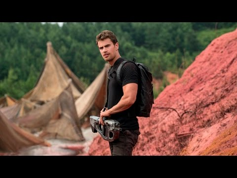 The Divergent Series: Allegiant (Clip 'Hang of It')