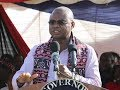 Jubilee should go home for inflating the Kenyan economy - Amason Kingi