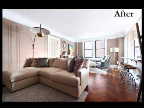 INCREDIBLE BEFORE & AFTER TRANSFORMATION OF NEW  YORK CITY KITCHEN RENOVATION