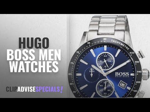 10 Best Selling Hugo Boss Men Watches [2018 ]: Hugo Boss Men's Watch 1513510