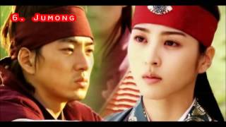 Video Top 10 Historical Korean Drama MP3, 3GP, MP4, WEBM, AVI, FLV Maret 2018