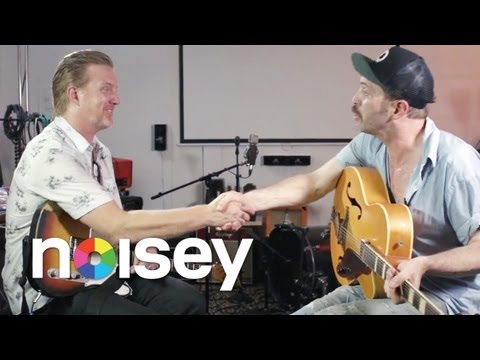 Josh Homme - Guitar Moves - Episode 3