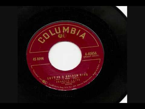 Tekst piosenki Frankie Laine - Love Is A Golden Ring po polsku