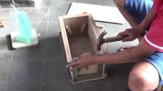 Cara Packing Barang Pecah Belah Yang Benar - Cara 2