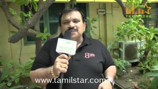 Venkatraman at 8MM Movie Press Meet