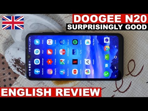 Doogee N20 Review: Triple Camera for €100? (English)