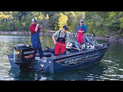 TRACKER Boats: 2018 Targa V-19 WT Deep V Fishing Boat
