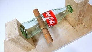 Video How to Drill holes in a Glass Bottle MP3, 3GP, MP4, WEBM, AVI, FLV November 2017
