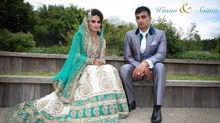High Wycombe United Kingdom  city pictures gallery : Pakistani Wedding Video Highlights l High Wycombe l UK l 2015 l Wasim