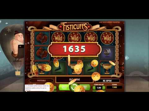 Big Win – Fisticuffs – Thrills Casino