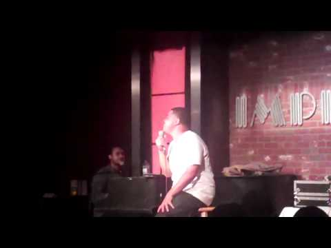 Red Grant & Davell Taylor  - Birthday Sex - The Improve, Hollywood, CA - (Laff Mobb)
