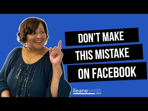 Watch 'Two Tips To Get More Attention When You Post on Facebook '