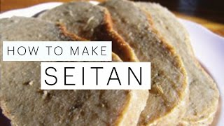 How to Make Seitan from Scratch (Vegan Wheat Meat) | The Edgy Veg