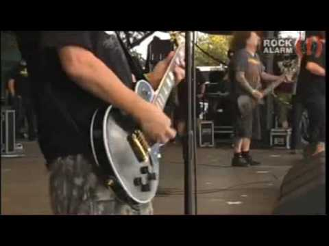NAPALM DEATH - When All Is Said And Done (Wacken 2009 live)
