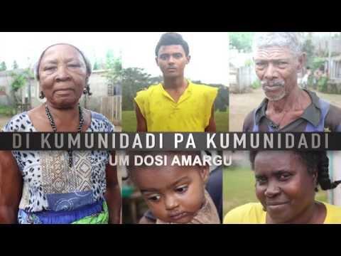 """""""Di Kumunidadi pa Kumunidadi"""": Comunidade em São Tomé e Príncipe será primeira beneficiada."""