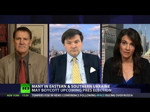 RT - With ultimatums being issued, separatism in the air and complete economic breakdown eminent. Is Ukraine on the verge of becoming a failed state? Is anyone in...