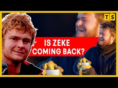 what happened to Zeke Tenhoff from Bering Sea Gold? Where is he now?