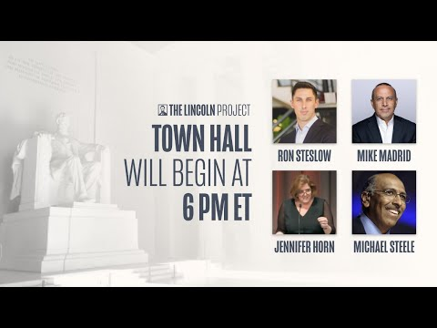 National Town Hall—October 1