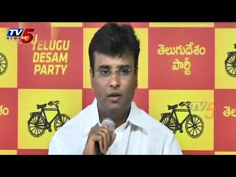 Vivekananda Goud Demands Clarify Doubts on Intensive Household Survey TV5 News