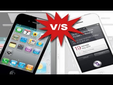 tgnTech - iPhone 4S Vs. iPhone 4. A spec to spec smackdown. Which Phone is best? iPhone 4S? iPhone 4? We find out. What is WAY? - See http://way.tgn.tv iPhone 4S & 4 C...