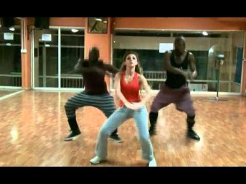 Myriam fares African dance
