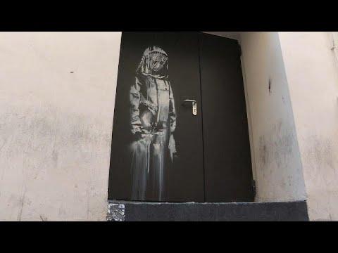 Εκλάπη τοιχογραφία του Μπάνκσι από το Μπατακλάν