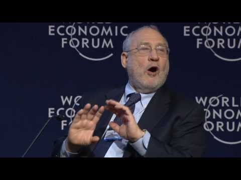 Davos - http://www.weforum.org/ As income inequality rises, is money politics undermining democracy? Debating this question: · Kenneth Rogoff, Thomas D. Cabot Profes...