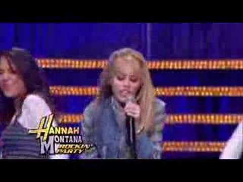 Tekst piosenki Hannah Montana - Old Blue Jeans po polsku