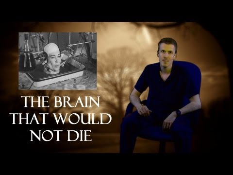 Dark Corners - The Brain That Wouldn't Die: Review