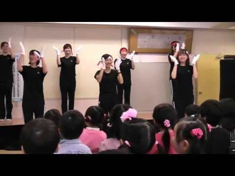 お別れ茶話会2016.3/青森大谷幼稚園