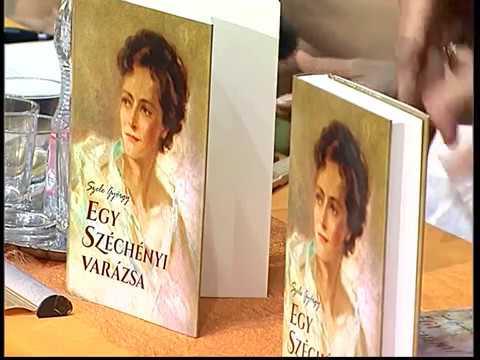 2017-08-22  Szele György - Egy Széchenyi varázsa című könyvének bemutatója